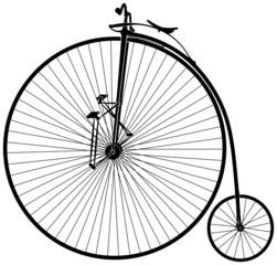 Photo sur Aluminium velocipede