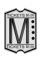 Ticket Stub M