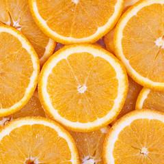 fresh orange fruit background