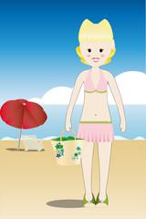 The Beach Doll