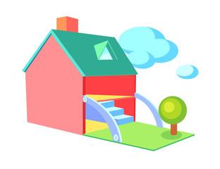 vector icon house