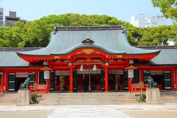 Kobe, Japan - Ikuta Shrine