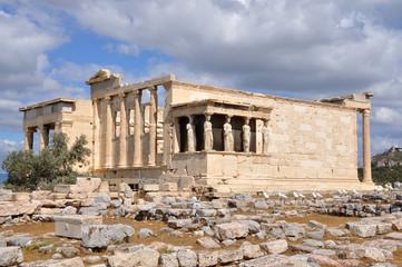 アクロポリス アテナ古神殿 アテネ ギリシャ