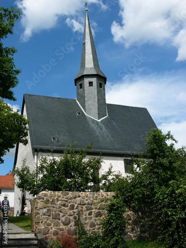 schieferdach der evangelischen kirche in krofdorf. Black Bedroom Furniture Sets. Home Design Ideas