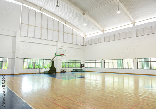 Basketball Court Stock Photo And Royalty Free Images On