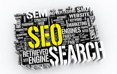 SEO - Search Engine Optimization on Internet