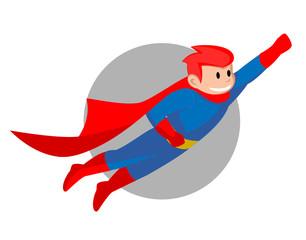 Poster Superheroes Super Hero