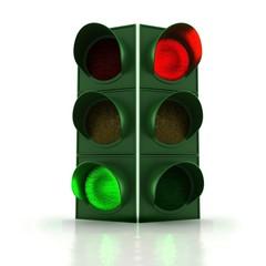 Ampel - Rot - Grün