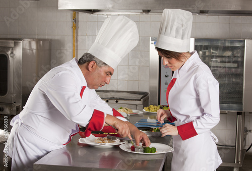 working in the kitchen culinary arts essay