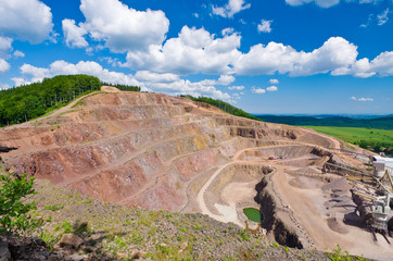 Big quarry