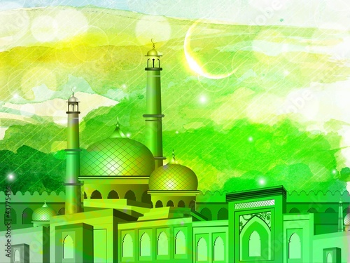 Download 400 Koleksi Background Masjid HD Terbaru