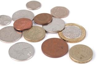 British GBP coins