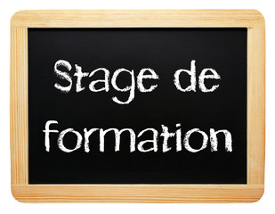 Stage de formation