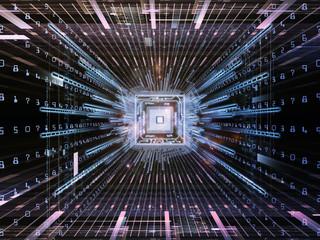 Paradigm of Computer