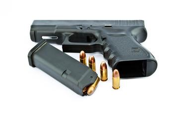9-mm handgun automatic