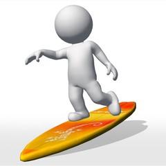 Surf (white man)