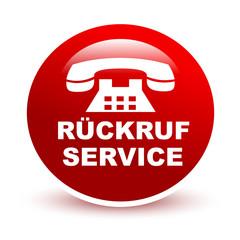 Rückruf-Service Button