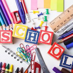 Primary school stationery