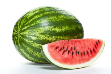 Closeup of watermelon