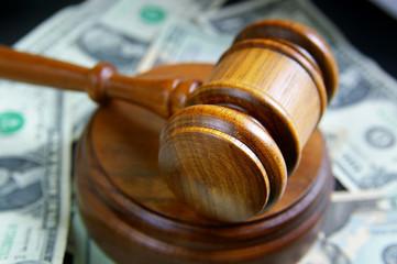 court cash