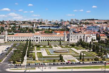 Mosteiro dos Jeronimos in Lissabon, Portugal