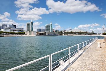 Parque das Nacoes, Expo-Park Lissabon, Portugal