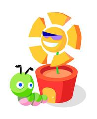 icon larva