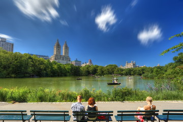 Fototapete - Central Park, New York.