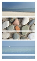 Collage Meer