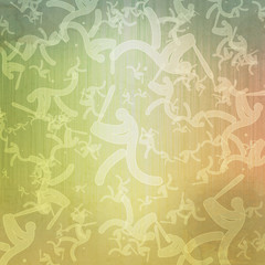 Grunge sport baseball background and pattern