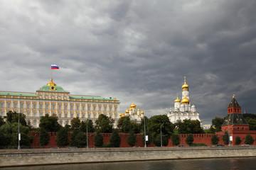 Foto op Aluminium Kiev Moscow Kremlin