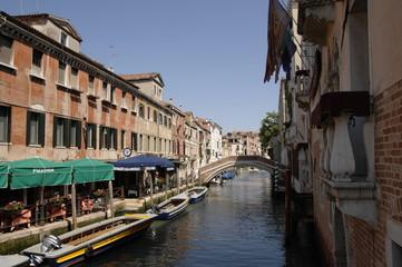Venezia canale tipico
