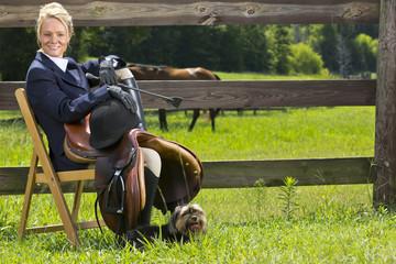 Equestrian Model