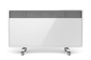 Mobile panel heater