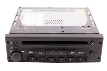 old car radio CD