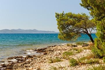 Chorwacja plaża