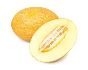 cut melon