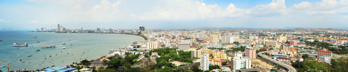 Foto op Canvas Pattaya