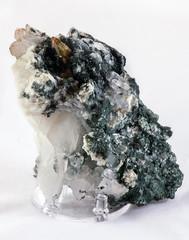 Minerali della Val d'Ossola...Titanite....Valle Antigorio