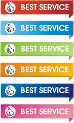 boutons best service