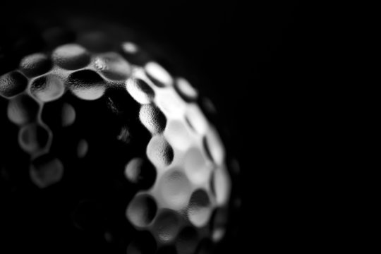 Stylised Golf Ball