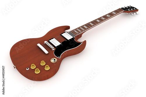 E-Gitarre (freigestellt)\