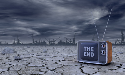 concept of ecological disaster