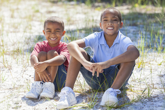 Two African American Boys