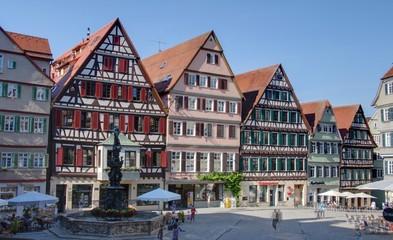 maisons allemandes traditionnelles