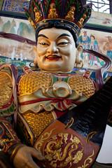 Tempel auf Zhoushan
