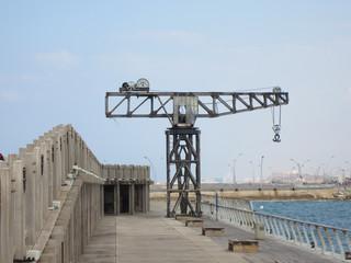 Hafenkran