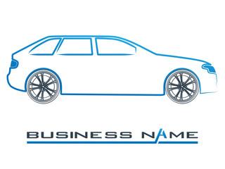 Canvas Print - Automobil - Logo, Symbol