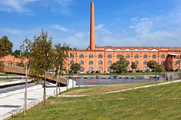 Historische Keramikfabrik in Aveiro, Portugal