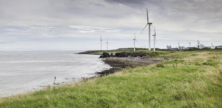 Workington Coastal Wind Farm